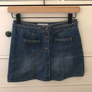 PACSUN denim Skirt